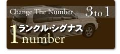ランク・シグナス 1ナンバー!